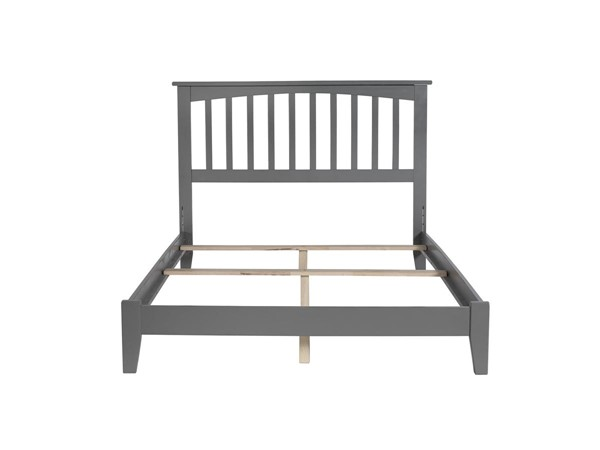 Atlantic Furniture Mission Grey Full Traditional Bed AR8731039