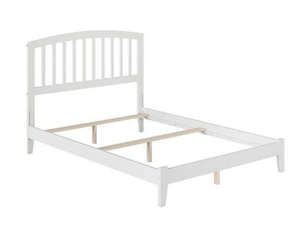 Atlantic Furniture Richmond White Full Bed AR8831032
