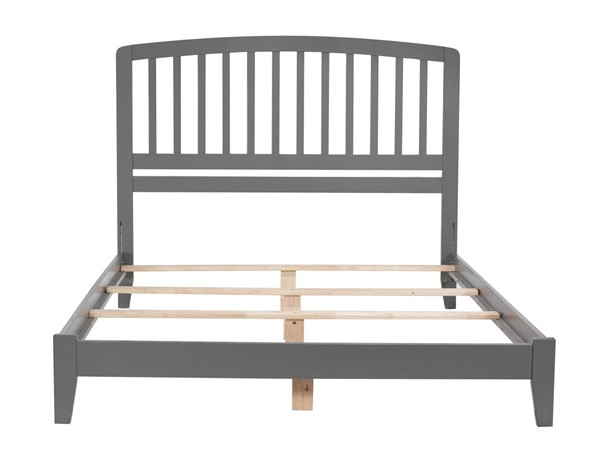 Atlantic Furniture Richmond Grey Queen Bed AR8841039