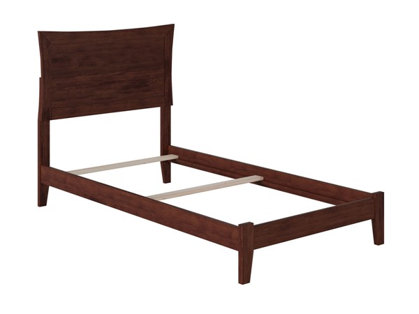 Atlantic Furniture Metro Walnut Twin Bed AR9021034