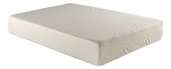 CoolSoft Traditional 11 Inches Twin Memory Foam Gel Mattress M-46322