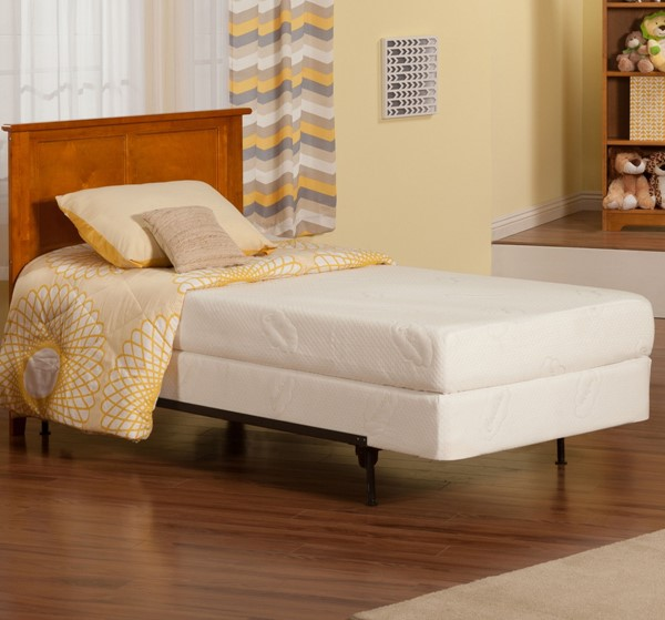 Madison Caramel Latte Solid Wood Twin Panel Headboard Only R-186827