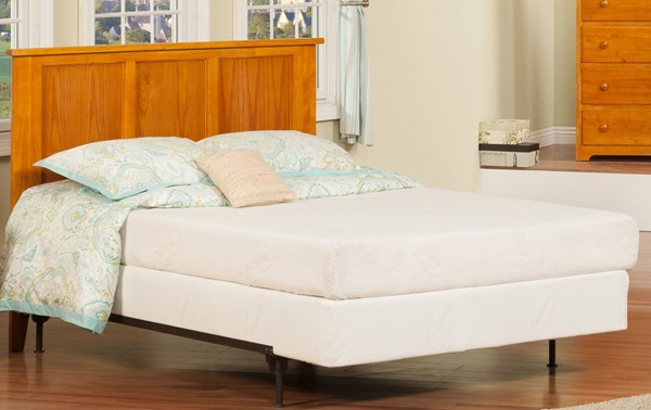 Madison Caramel Latte Solid Wood Full Panel Headboard Only R-186837