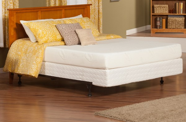 Madison Caramel Latte Solid Wood Queen Platform Headboard Only R-186847