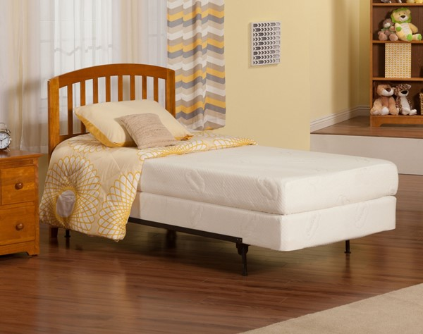 Richmond Caramel Latte Solid Wood Twin Headboard Only R-188827