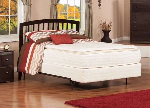 Richmond Traditional Espresso Solid Wood Full Headboard Only R-188831