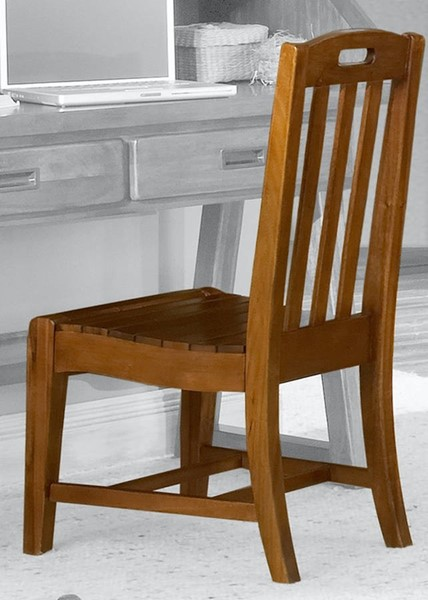 American Woodcrafters Heartland Brown Chair AWC-1800-774