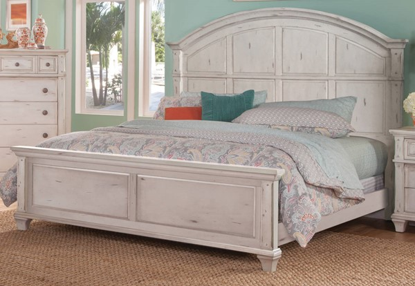American Woodcrafters Sedona Queen Panel Bed AWC-2410-50PAN