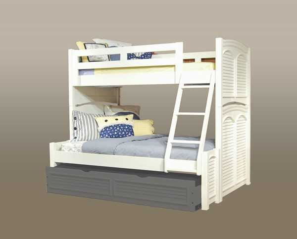 American Woodcrafters Cottage Traditions Bunk Beds AWC-6510-BUNK-VAR