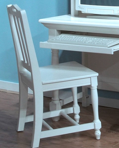 American Woodcrafters Cottage Traditions Desk Chair The