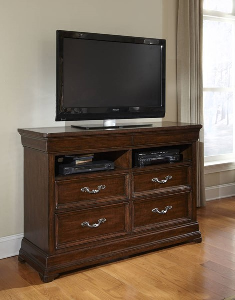 American Woodcrafters Signature Entertainment Furniture AWC-8000-232