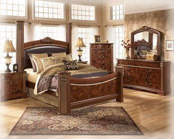 Gilded Court Bedroom Set W Queen Bed The Classy Home