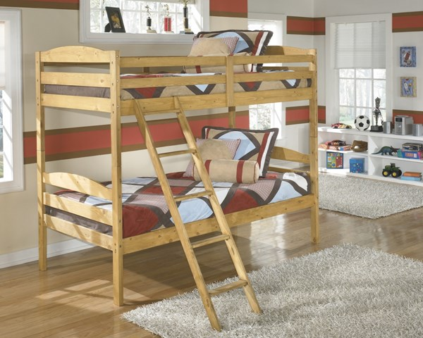 broffin light brown twin bunk bed the classy home the classy