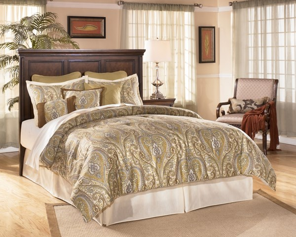 Traditional Classics King/Cal King Panel Headboard B536-58
