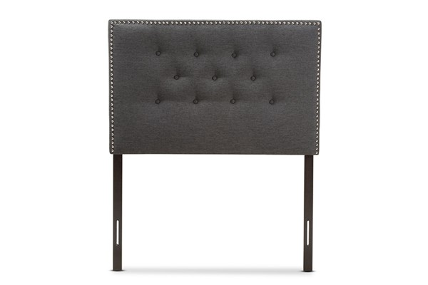 Baxton Studio Windsor Fabric Headboards BAX-BBT6691-HDBD-VAR