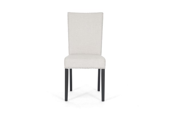2 Baxton Studio Harrowgate Fabric Dining Chairs BAX-BH-63113-DC-VAR