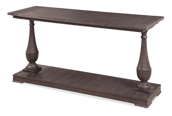 Bassett Mirror Hanover Dark Coffee Bean Console Table BMC-3025-400EC