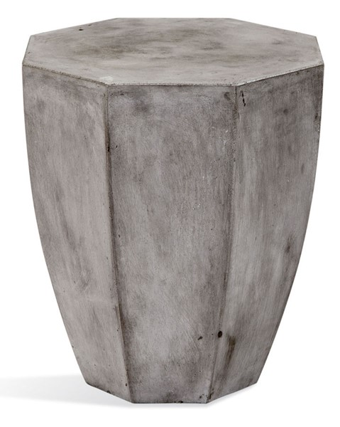 Bassett Mirror Babaloo Octagon End Table BMC-6670-LR-260