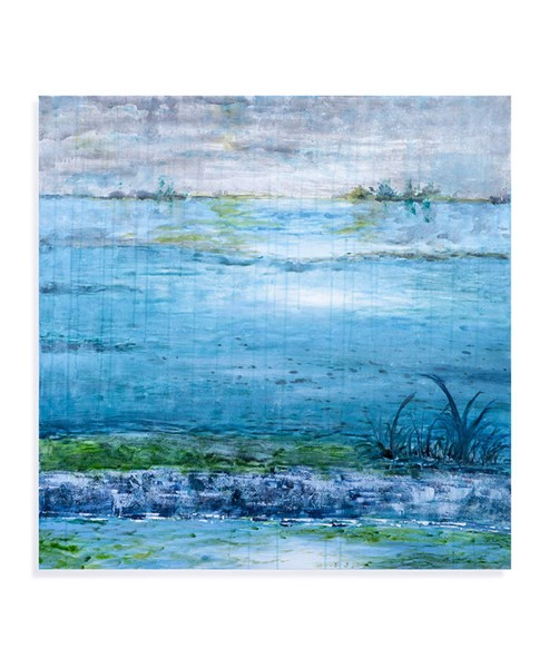 Bassett Mirror Blue Meadow Wall Art BMC-7300-471