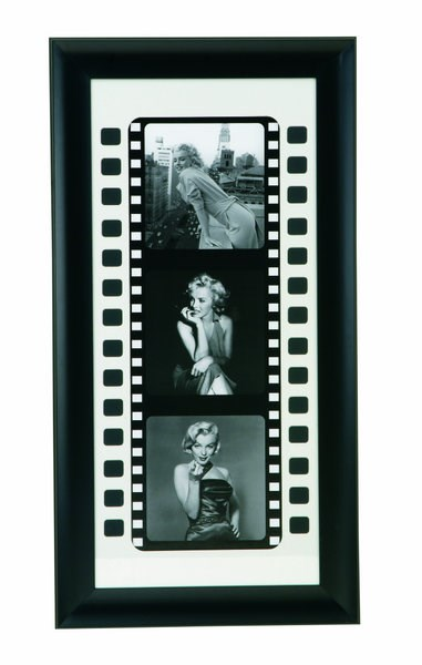 Modern Rectangle Black And White Film I Wall Art BMC-9800-803AEC