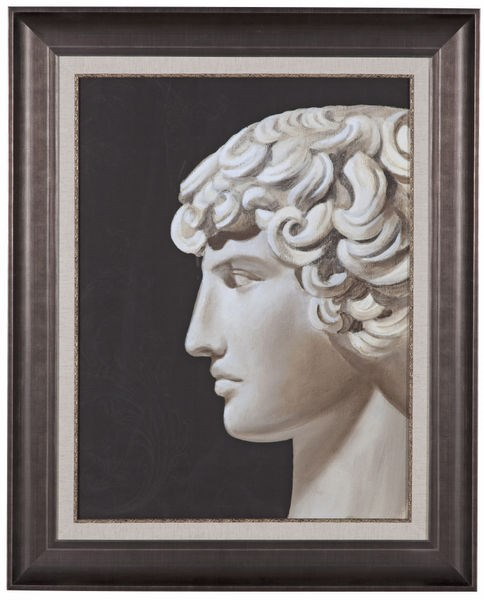 Figures Rectangle Adonis Wall Art (L 34 X H 42) BMC-9900-012BEC