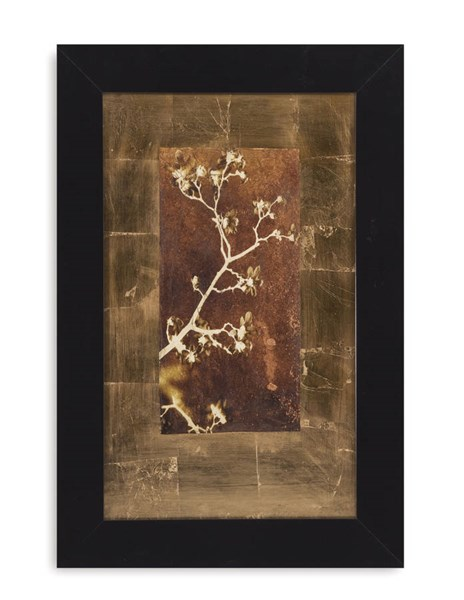 Resin Gold Leaf Branches I Floral & Botanical Wall Art BMC-9900-290AEC