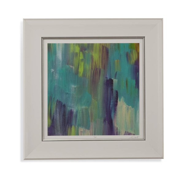 Resin Brooks Path II Abstract Square Wall Art BMC-9900-440BEC