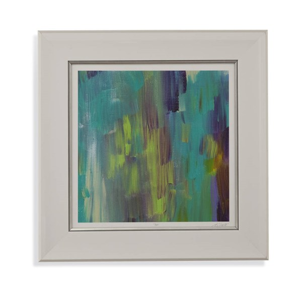 Resin Brooks Path IV Abstract Square Wall Art BMC-9900-440EEC