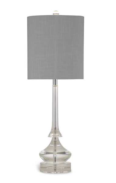 Rivoli Modern Crystal Glass Shade Table Lamp BMC-L2682TEC