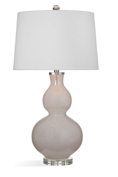 Bassett Mirror Thayer Pearlescent Table Lamp BMC-L3717T