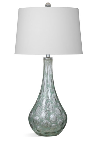 Bassett Mirror Berry Green Table Lamp BMC-L4001TEC
