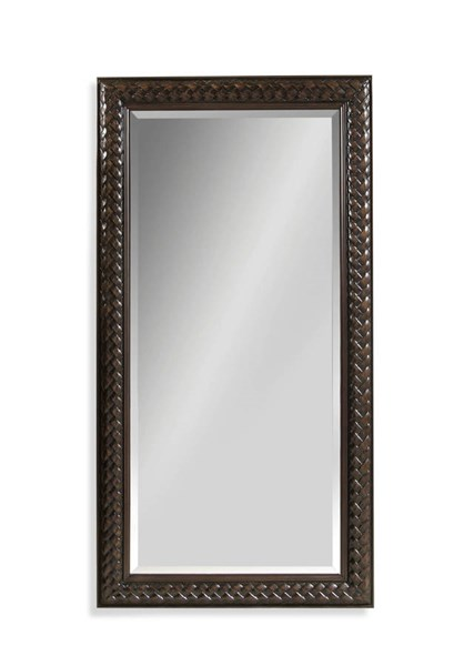 Newcombe Fruitwood Color Wood Leaner Mirror BMC-M2923BEC