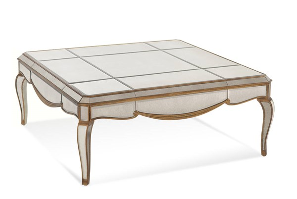 Collette Hollywood Glam Square Cocktail Table BMC-T1267-130EC