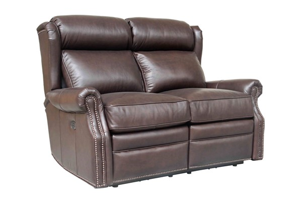 Barcalounger Southington Power Head Rests Reclining Loveseat