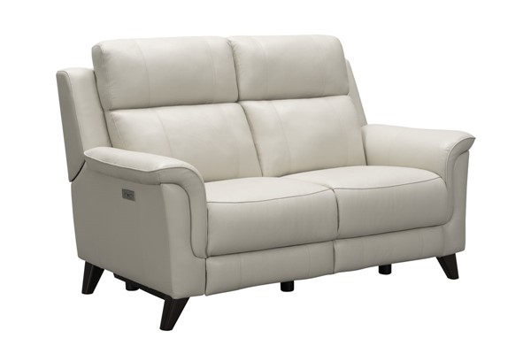 Barcalounger Kester Laurel Cream Power Reclining Loveseat With Power Head Rests BRC-29PH3716372682