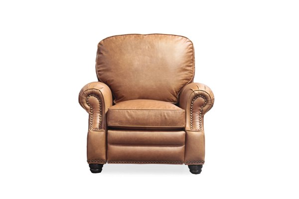 Longhorn Traditional Chaps Saddle Top Grain Leather Recliner BRC-7-4727-5401-16