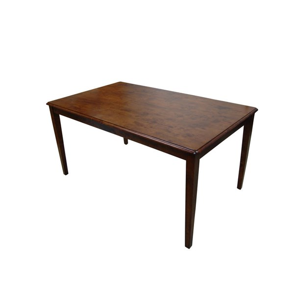 Boraam Shaker Walnut Table BRM-70636