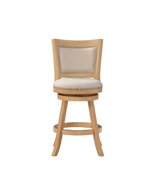 Boraam Melrose Cream 24 Inch Counter Stool BRM-76624