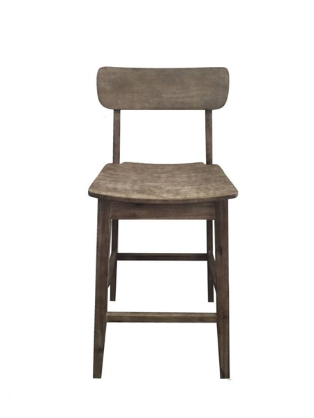 Boraam Torino Gray 29 Inch Bar Stool BRM-76729