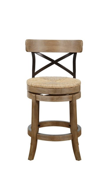 24 inch counter stools backless myrtle traditional gray wood metal stool