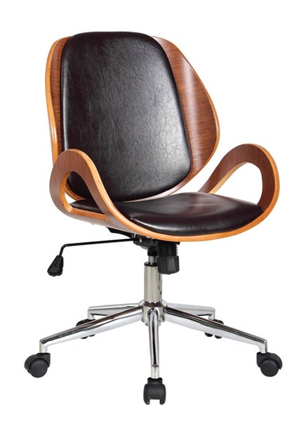 Boraam Riko Brown Desk Chair BRM-97912