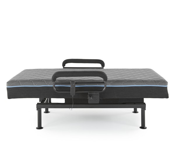Bernards Ezy Adjustable 74 Inch Out Bed With Mattress BRND-100-105EZB-M
