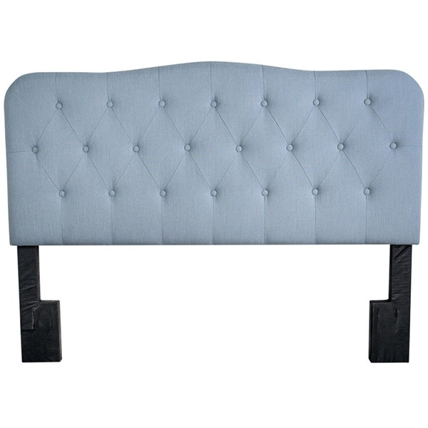 Bernards Ariana Upholstered King Panel Headboard BRND-1503DS-110
