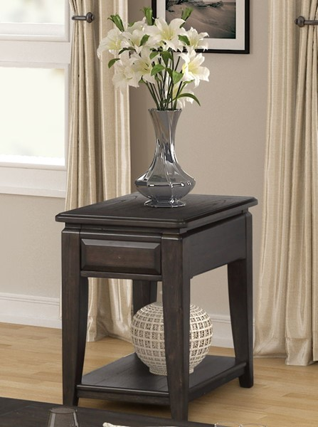 Bernards Bellamy Lane Chairside Table BRND-1921-003