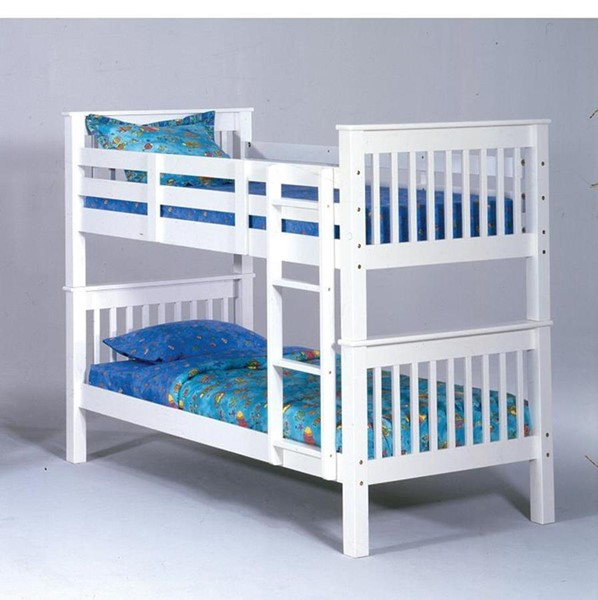 Bernards Sadler Twin Over Twin Bunk Beds BRND-3727-BNK-BEDS-VAR