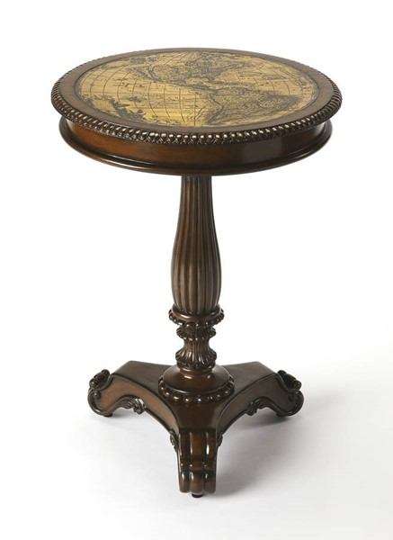 Butler Specialty Heritage Round Pedestal Table BSF-0503070
