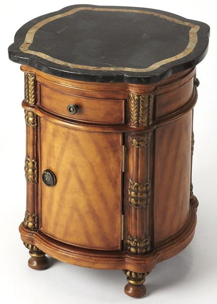 Butler Specialty Heritage Drum Table BSF-0847070