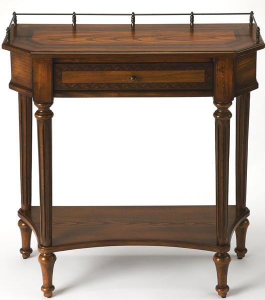 Butler Specialty Masterpiece Charleston Brown Console Table BSF-0883040
