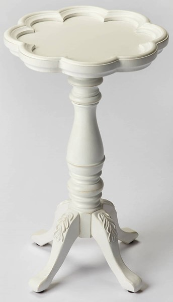 Butler Specialty Masterpiece Whitman White Scatter Table BSF-0923222