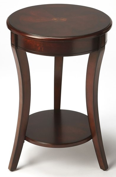 Butler Specialty Plantation Cherry Holden Accent Table BSF-0992024